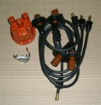 Points, distributor cap & HT leads VW Beetle & T2 1968-1979 Budget
